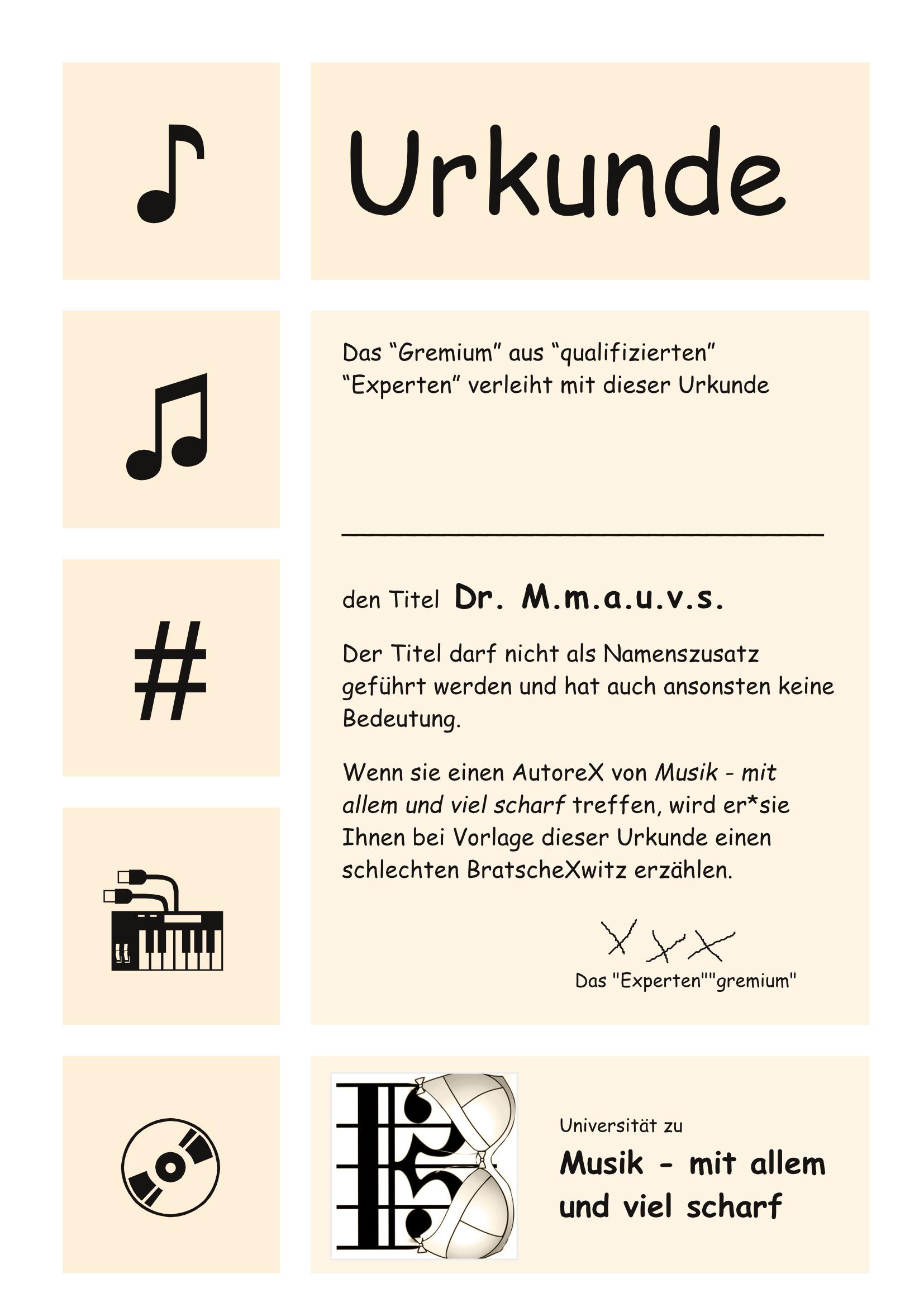 Beste Musikblatt Vorlage Galerie - Beispielzusammenfassung Ideen ...